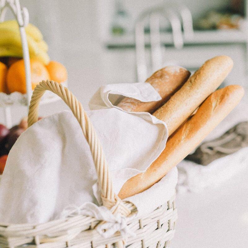 Breakfast Basket Deliveries for Kersmains Cottages Guests