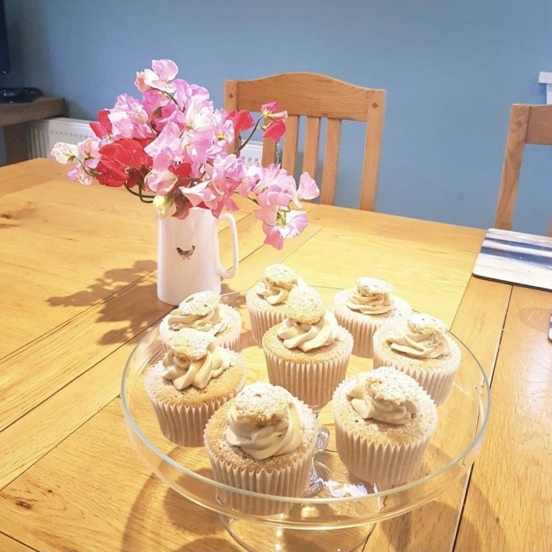 Cupcake Deliveries for Kersmains Cottages Guests