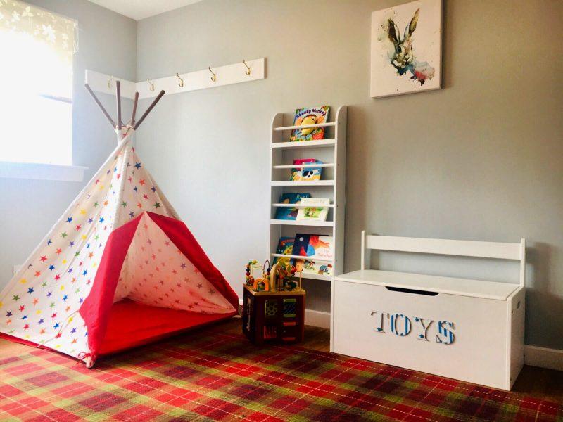 The Lodge Playroom