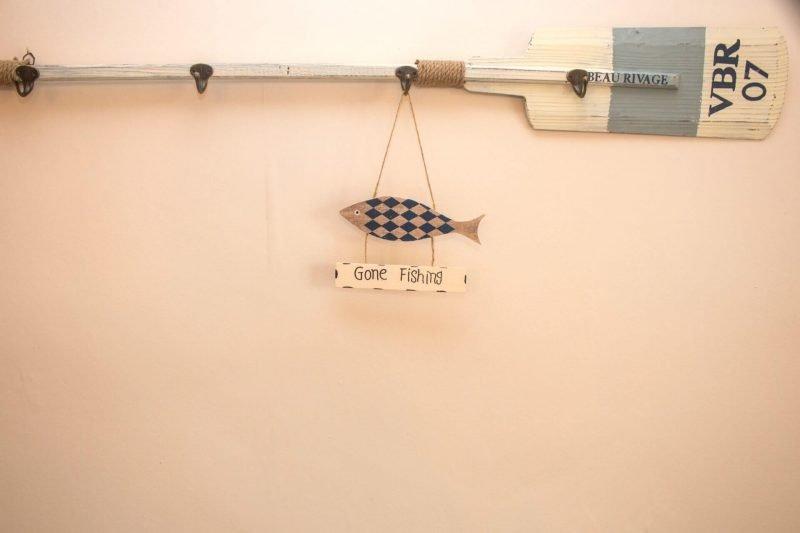 The Lodge Rowing Oar