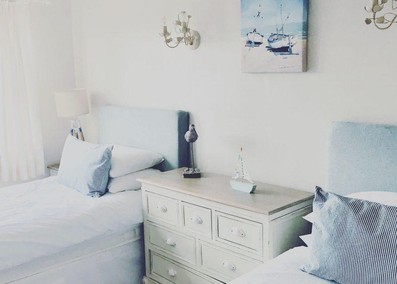 The Lodge Twin Room Fresh